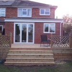 Extension & Decking