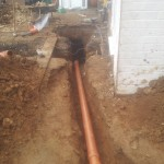 Extension Drainage